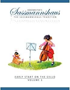 Sassmannshaus Early Start Cello Vol 1