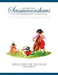 Sassmannshaus Early Start Cello Vol 2