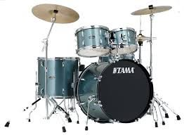 Tama Stagestar Drumset - Charcoal Silver SG52KH5C-CSV