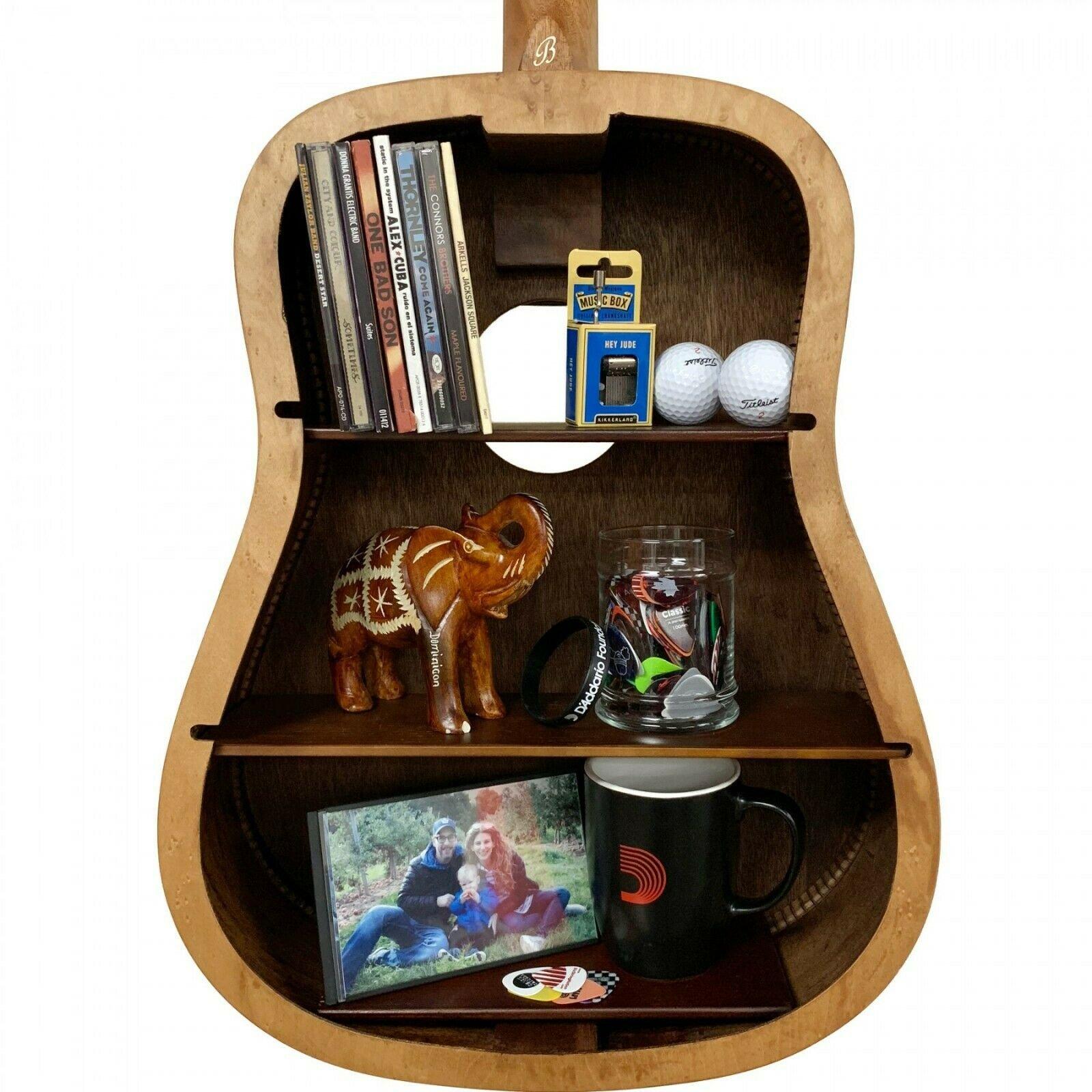 Beaver Creek Guitar Shelf BCSHELF01