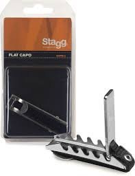 Capo - Stagg Curved SCPM-C