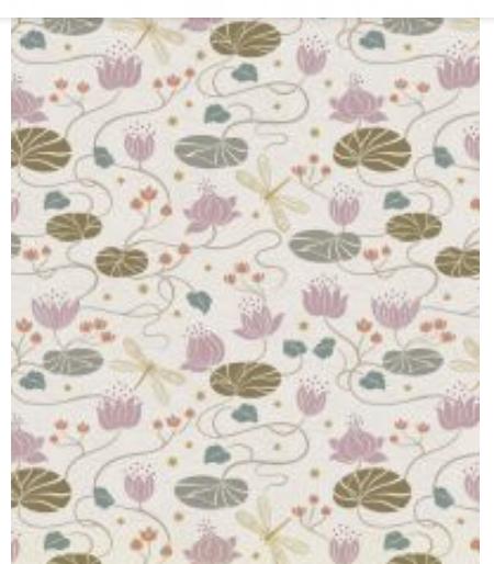 Lillies on Cream