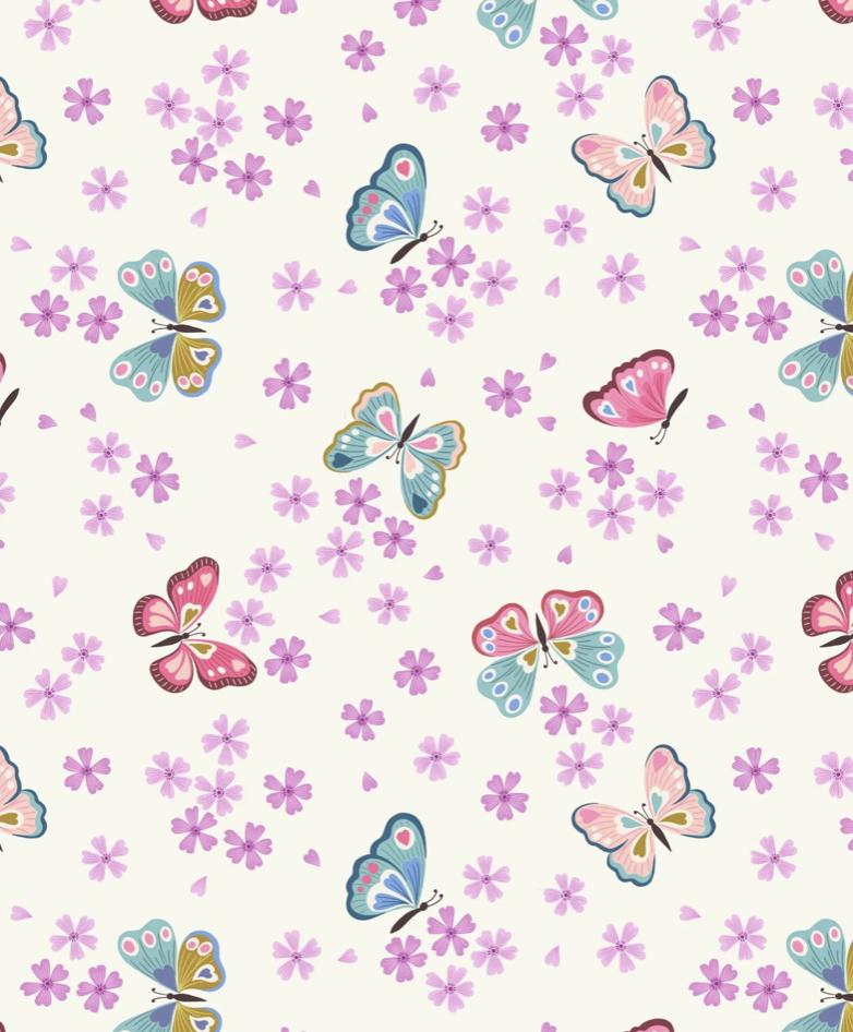 Butterflies Cream