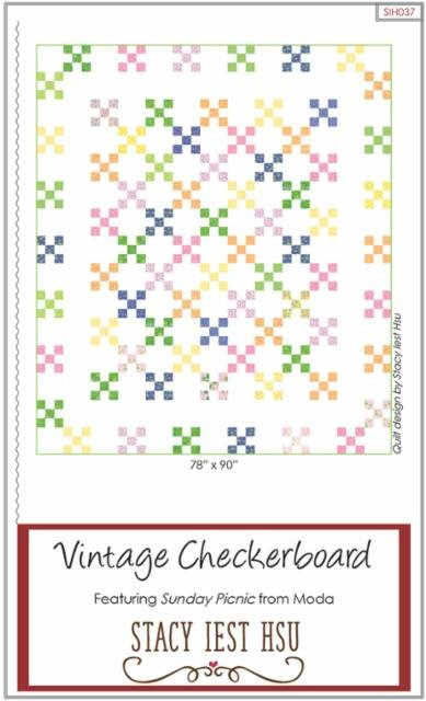 Vintage Checkerboard Kit