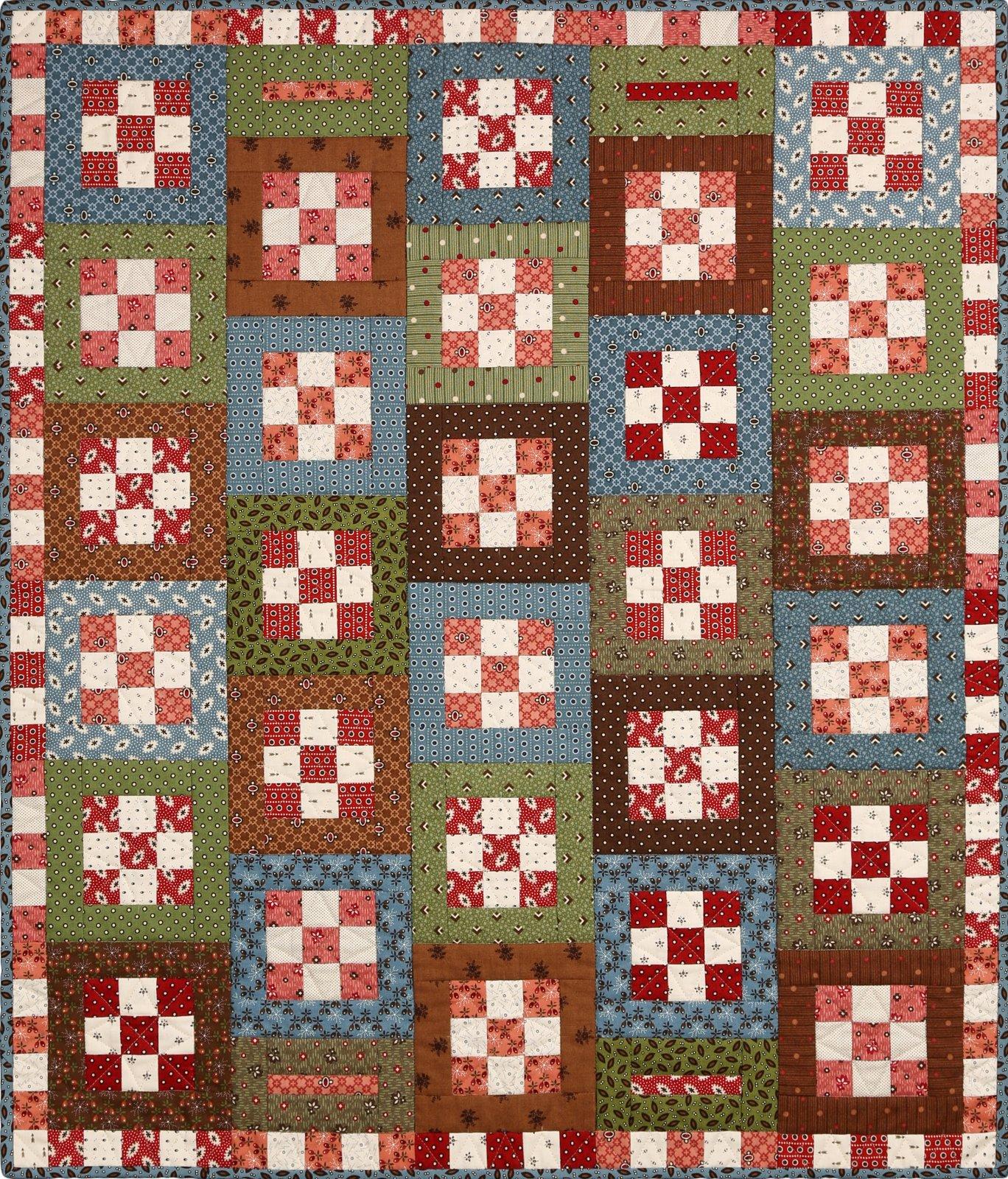 Concord Square Duo - #1031