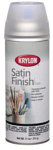 Krylon Satin Finish Spray  11oz