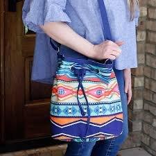 Santa Fe Bucket Bag