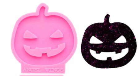 Halloween Jack-o-lantern Silicone Molds