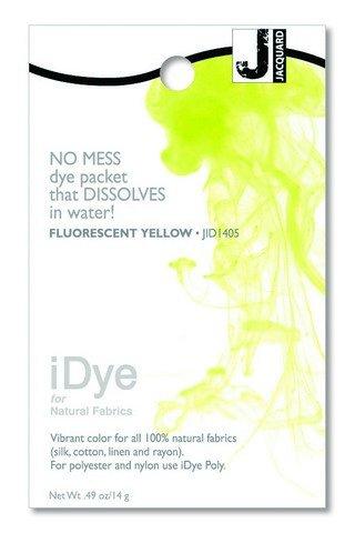 IDYE FLUORESCENT YELLOW 14 GRAMS