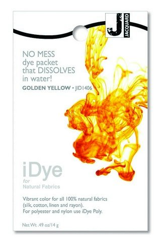 IDYE GOLDEN YELLOW 14 GRAMS