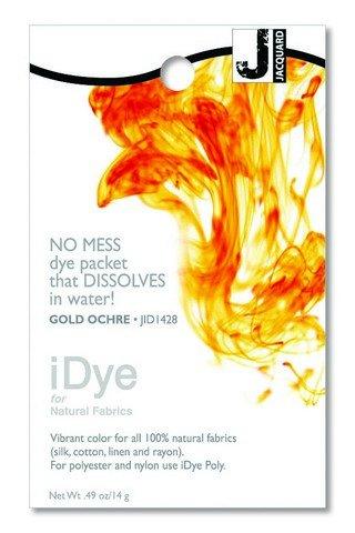 IDYE GOLD OCHRE 14 GRAMS