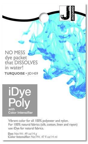 IDYE POLY TURQUOISE  14GRAMS