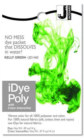 IDYE POLY KELLY GREEN 14GRAMS