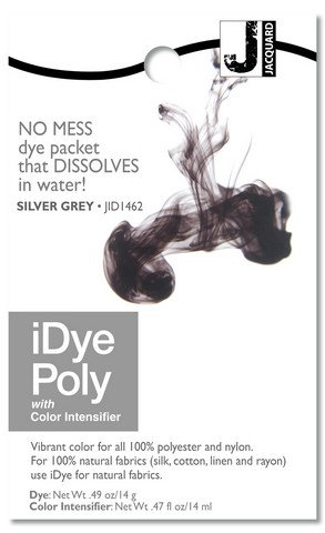 IDYE POLY SILVER GREY 14GRAMS
