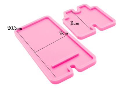 Phone Stands Silicone Molds