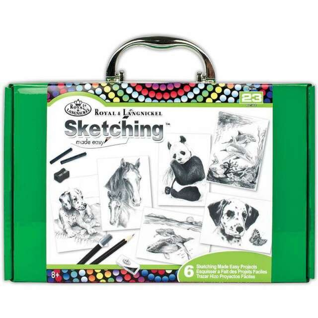 Sketching Made Easy Kit