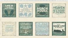 Beach House Panel