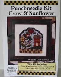 Crow & Sunflower