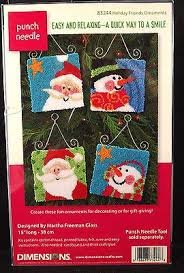 Holliday Friends Ornaments