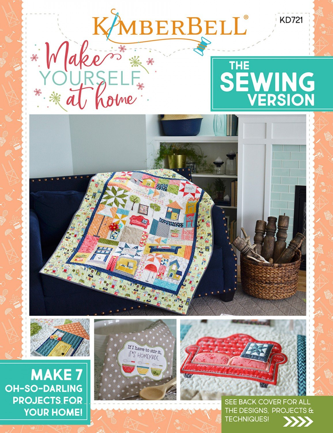 Make yourself at home (the sewing version)