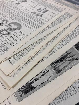 Encyclopedia Paper Pack