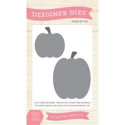 Echo Park Dies Pumpkin
