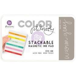 Prima Color Philosophy Dye Ink Pad Warm Gray