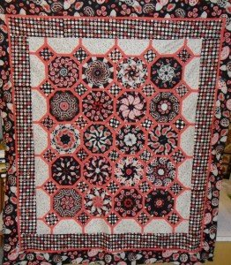 Stack & Whack Twin Quilt