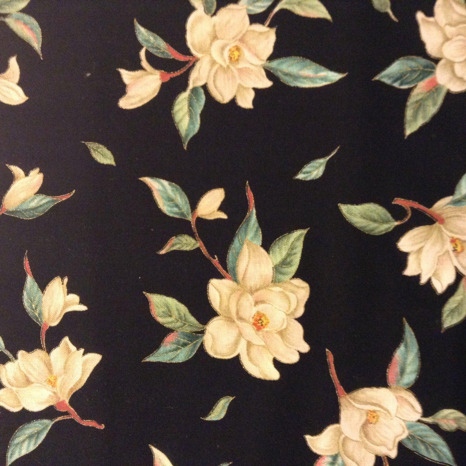 Magnolias Blank BTR-4200-M-Black