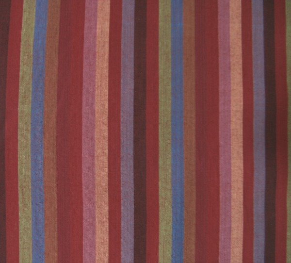Kaffe Narrow Stripe Red