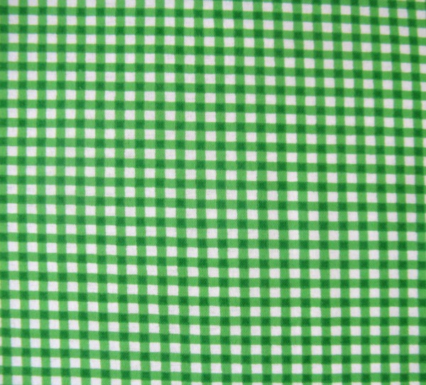 green check flannel