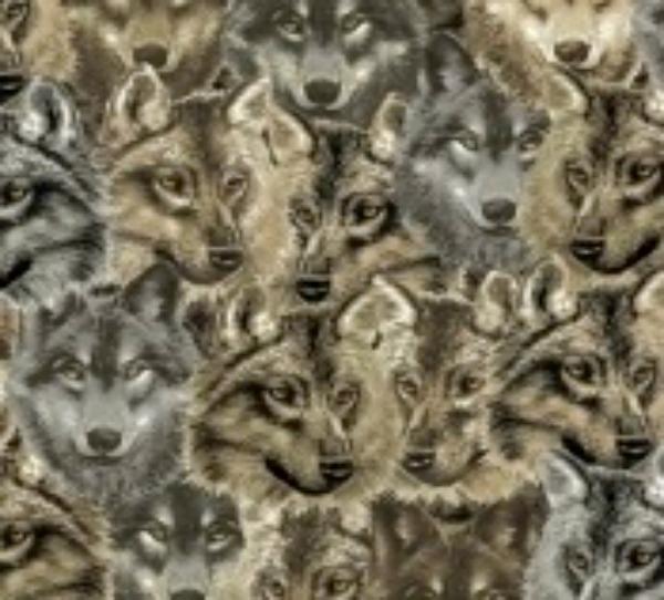 WinterFleece Wolves