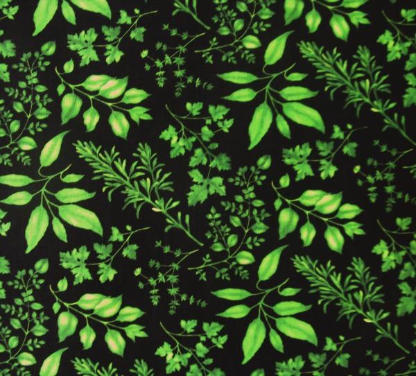 Herbes de Provence black
