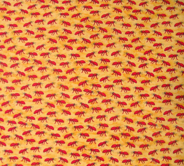 Bugaboo ants yellow