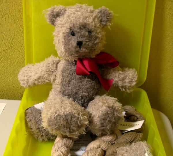 Caribou Bear kit