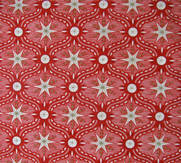 25th & Pine red tile