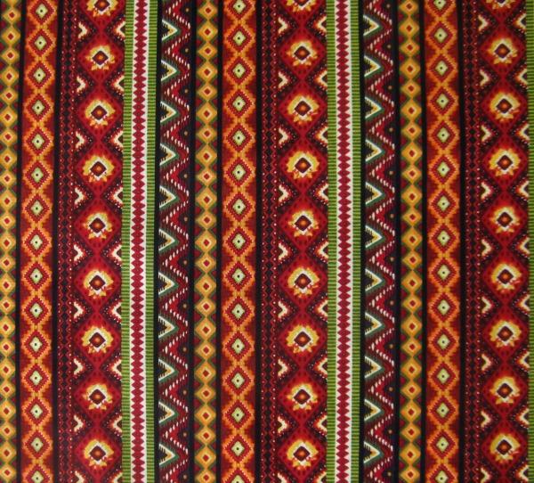 Santa Fe Spice stripe