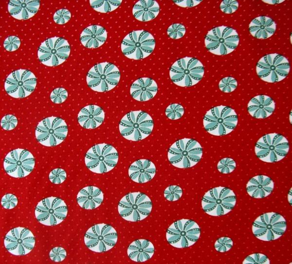 Back Porch floral circles