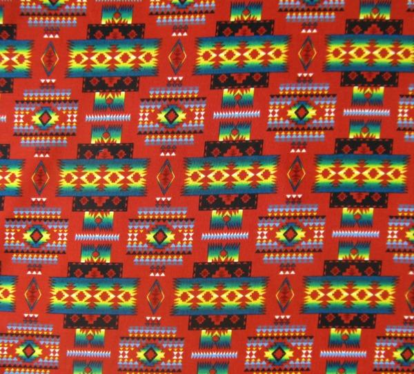 Tucson blanket terracotta