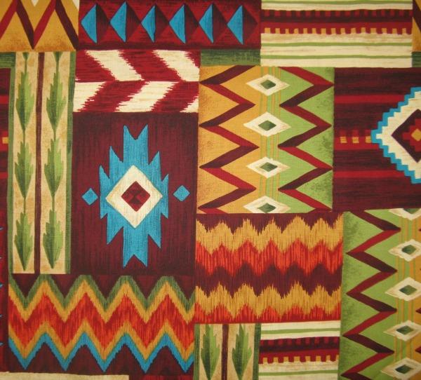 Blanket Patchwork multi
