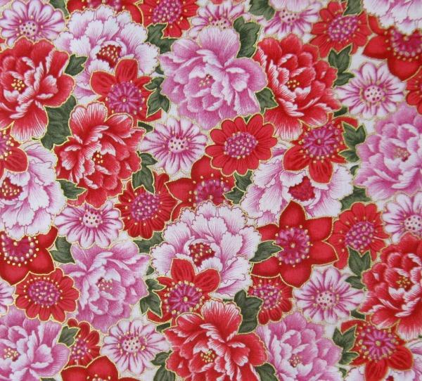 Sakura floral pink