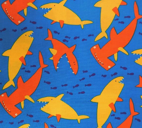 Beach Sharks ocean