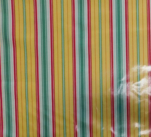 Freshcut Lounge Stripe gold laminate