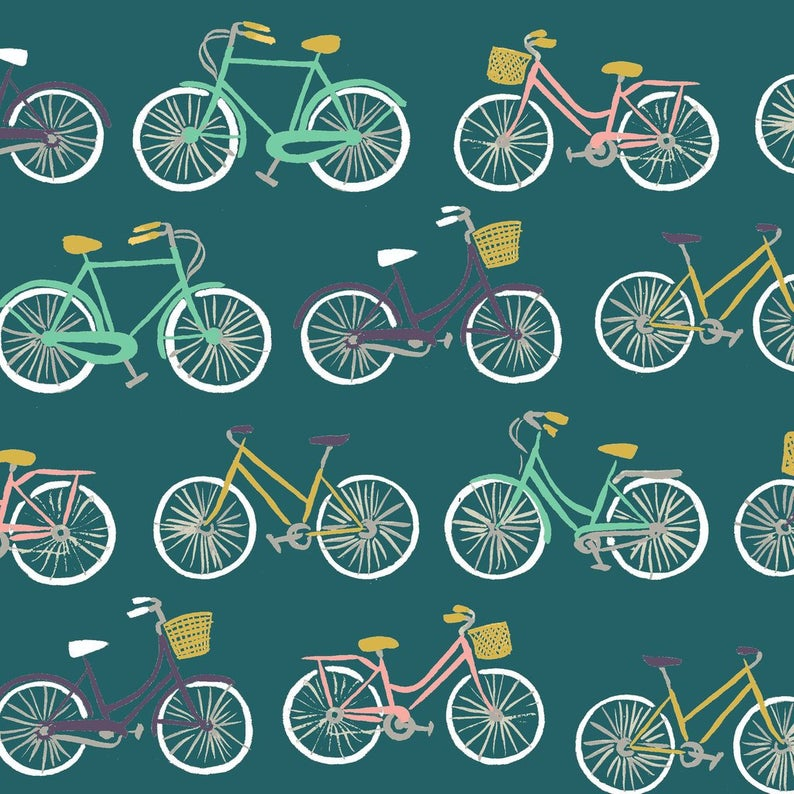 Saturday Bike Ride forest