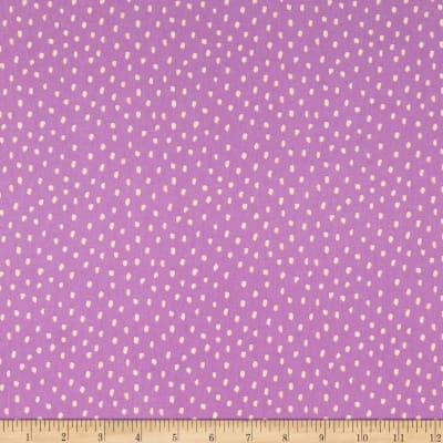 Saturday Dots lavender