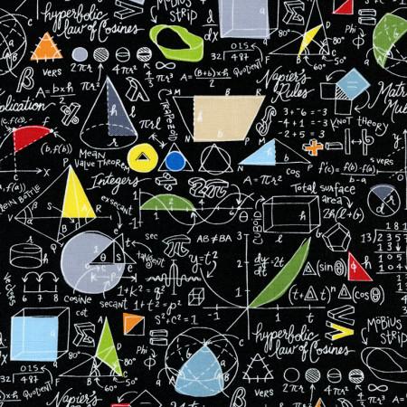Mathematics black