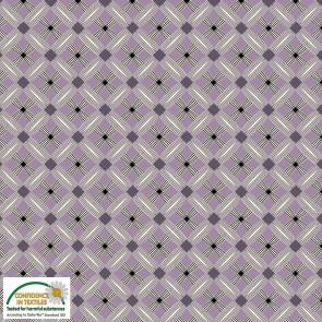 STOF Bubble Grid squares purple