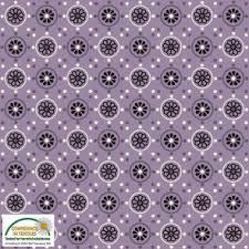 Bubble Grid circles purple