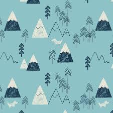 Laska landscape blue