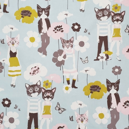 Cool Cats gray